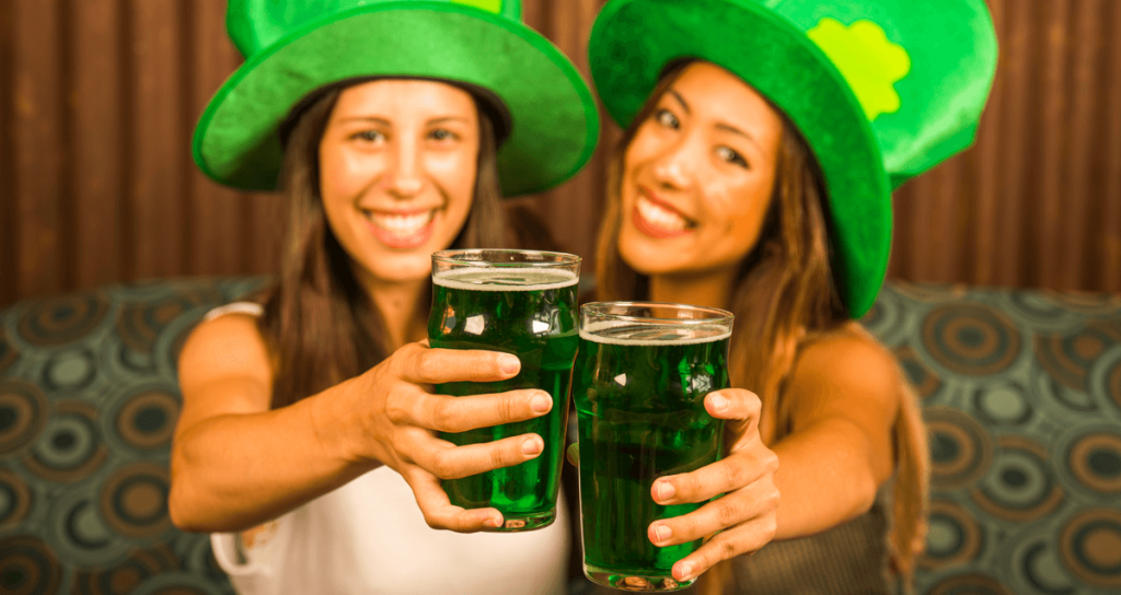 Saint Patrick's Day na Irlanda
