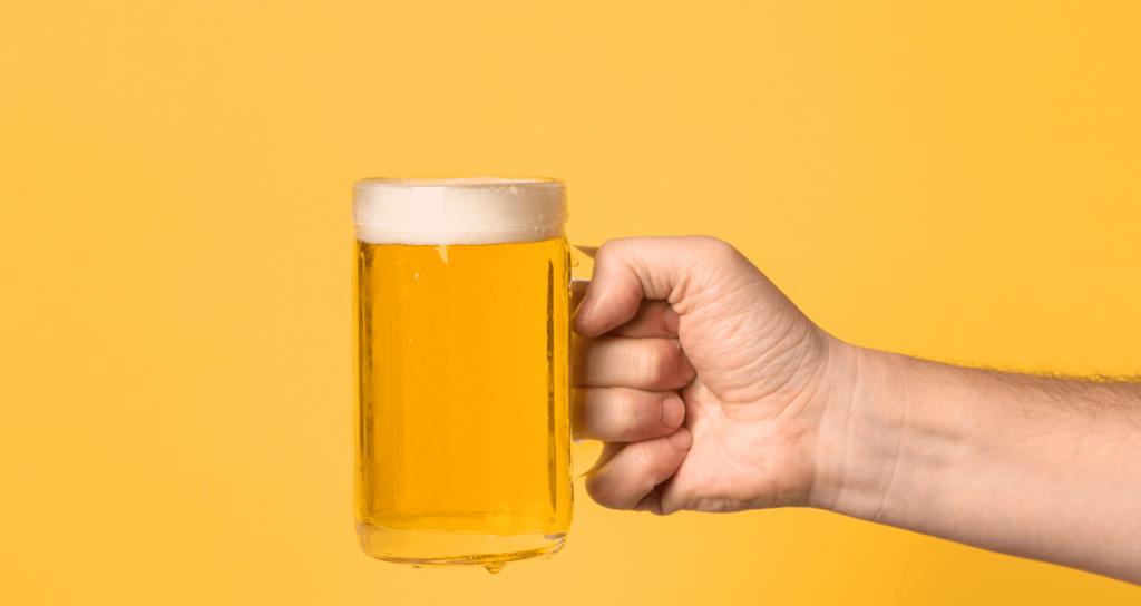 malte da cerveja