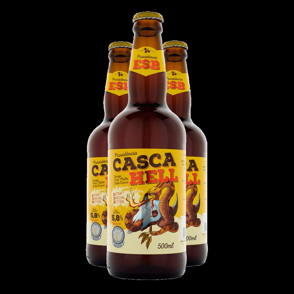 cerveja providência Cascahell