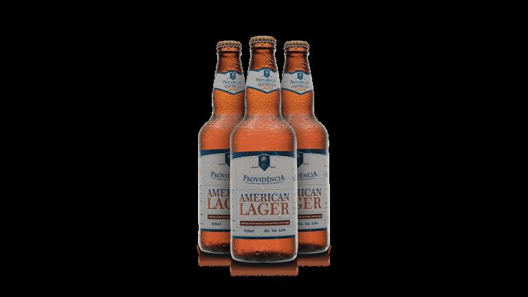 Cerveja Providência American Lager