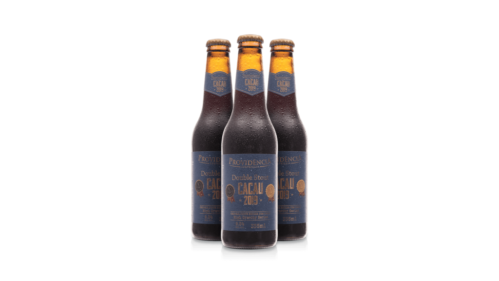 Cerveja Providência Cacau 2019