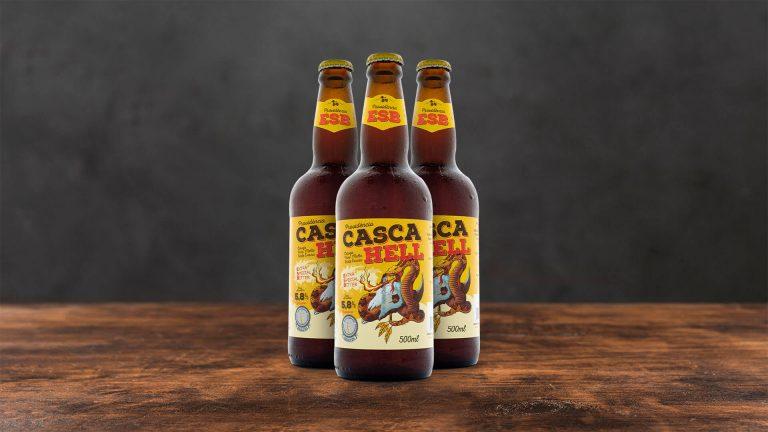 Cerveja Providência Cascahell - ESB