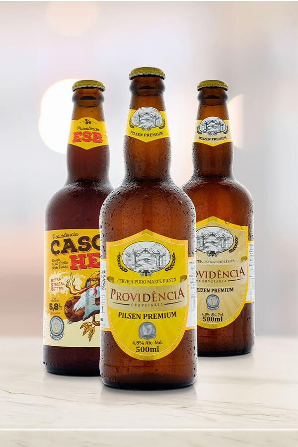 Confira a lista das cervejas mais populares da Providência