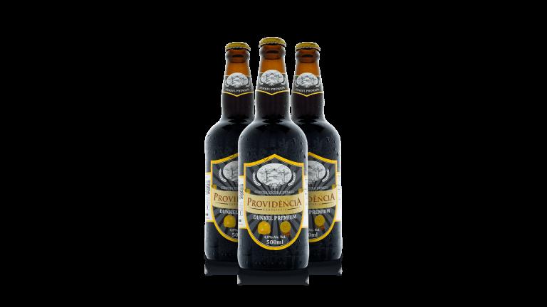 Cerveja Providência Dunkel Premium