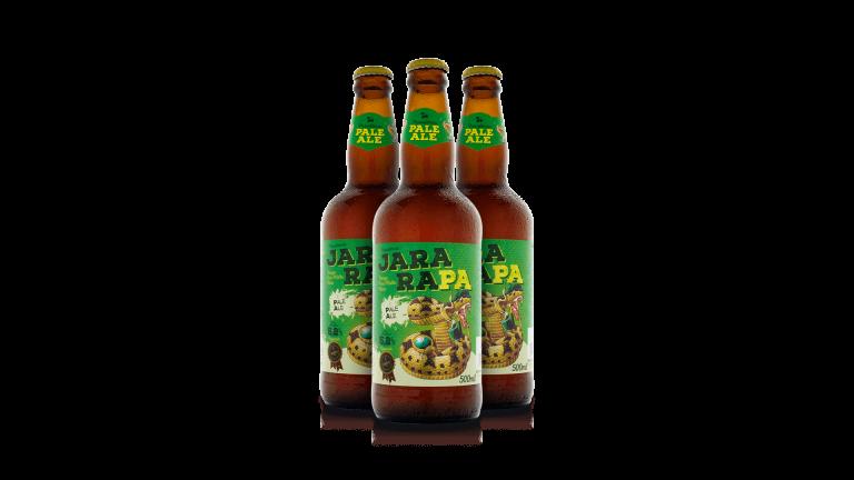 Cerveja Providência Jararapa Pale Ale