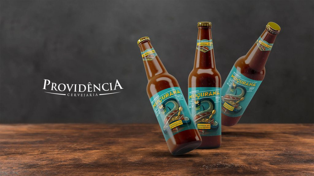 Cerveja Providência Muçurana Imperial IPA