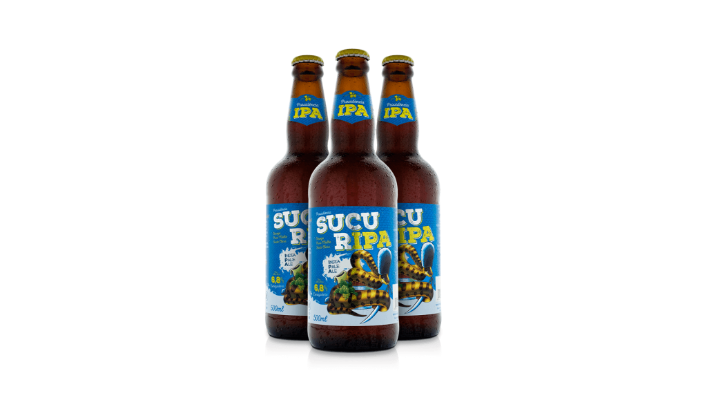 Cerveja Providência Sucuripa