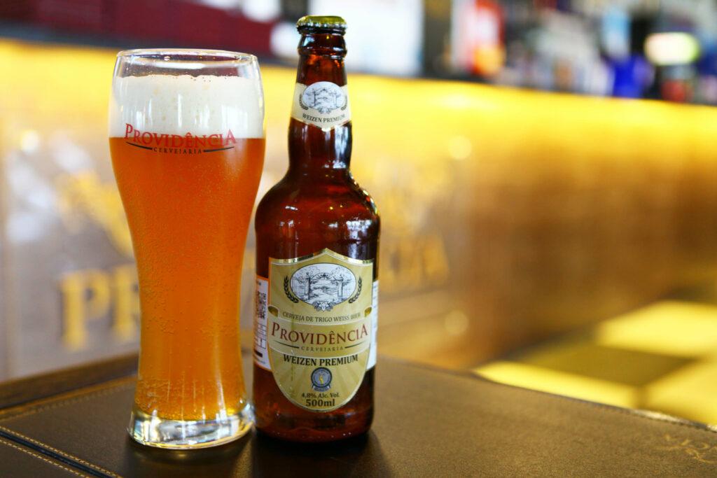 brassagem cerveja providência