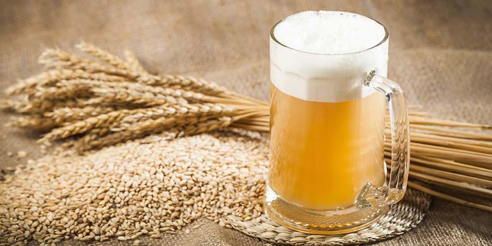 cerveja de trigo weizen