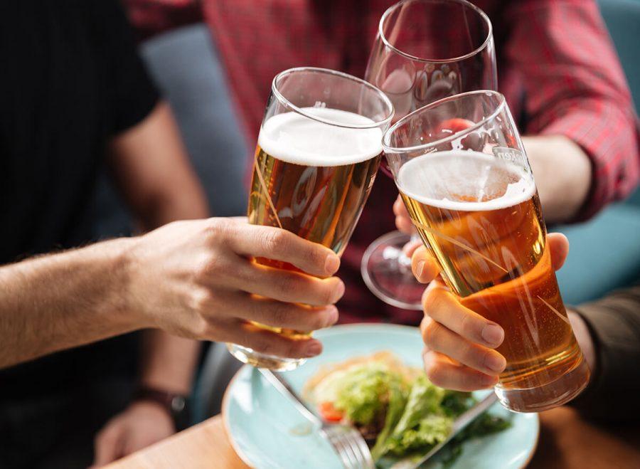 motivos para beber cerveja