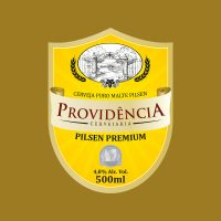 Cerveja Pilsen Premium - Cervejaria Providência
